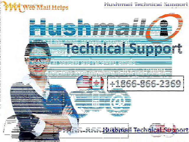 Hushmail technical support