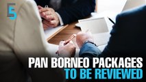 EVENING 5: Pan Borneo contracts to be reviewed