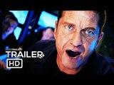 HUNTER KILLER Official Trailer (2018) Gerard Butler, Gary Oldman Movie HD