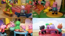 Peppa Pig Family King Pig Queen Pig Peppas Grandparents Queen Pig and King Pig