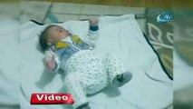 Şehit bebekten geriye bu görüntüleri kaldı - İhlas Haber