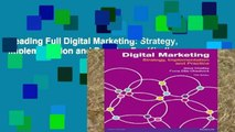 Reading Full Digital Marketing: Strategy, Implementation and Practice For Kindle