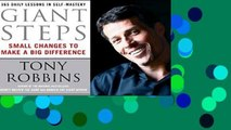 """Best seller  Giant Steps: Daily Lessons in Self-mastery from """"Awaken the Giant Within""""  E-book"""
