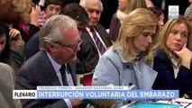 Argentine: sprint final pour les pro et anti-avortement
