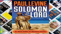 D0wnload Online SOLOMON vs. LORD (Solomon vs. Lord Legal Thrillers Book 1) any format