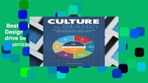 Best seller  Culture by Design: 8 simple steps to drive better individual and organizational