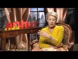 Helen Mirren chats 'Arthur'
