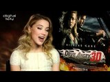 Drive Angry's Amber Heard on her Top Gear appearance