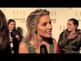 Celebrity beauty tips: Rosie Huntington Whiteley, Alexa Chung, Mollie King at the Elle Style Awards