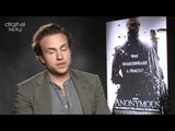 Rafe Spall on Prometheus: 'You don't mess with Ridley Scott'