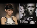 Rooney Mara 'The Girl With The Dragon Tattoo' interview