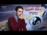 'Happy Feet Two' Elijah Wood interview: 'Mumble is a bit wiser now'