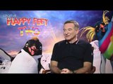 Robin Williams 'Happy Feet Two' interview: 'I'm more like Ramon'