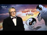 George Miller interview: 'We pushed the technology on Happy Feet Two'