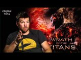 'Wrath Of The Titans' director and star Sam Worthington interview