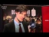 Doctor Who stars Matt Smith, Karen Gillan on the Ponds' emotional exit