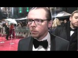 Simon Pegg on Star Wars vs Star Trek