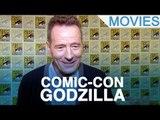 Bryan Cranston and Elizabeth Olsen on 'Godzilla' remake