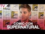Jensen Ackles, Jared Padalecki talk 'Supernatural' season 9