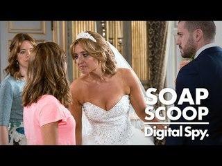Coronation Street spoilers - Maria's out to ruin Eva's wedding (Week 38)