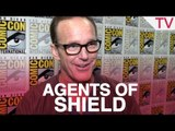 Agent Coulson returns in 'Marvel's Agents of SHIELD'