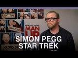 Will Simon Pegg bring back William Shatner for Star Trek Beyond?