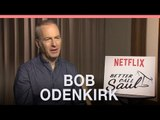 Bob Odenkirk: 'You'll see more Breaking Bad characters in Better Call Saul'