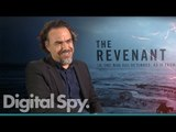 Alejandro González Iñárritu making 'The Revenant' was exhilarating