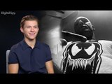 Venom movies not in MCU, not linked to new Spider-Man says Tom Holland