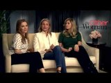 Cameron Diaz, Kate Upton and Leslie Mann - The Other Woman interview