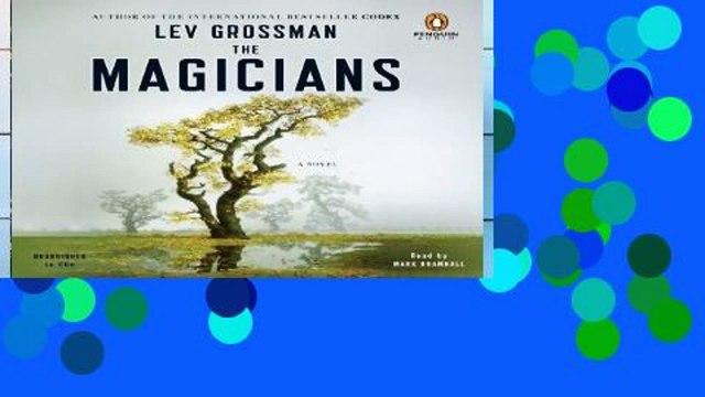 View The Magicians Ebook The Magicians Ebook