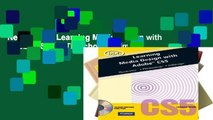 New E-Book Learning Media Design with Adobe CS5 -- CTE/School Unlimited