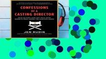 New E-Book Confessions of a Casting Director: Help Actors Land Any Role with Secrets from Inside