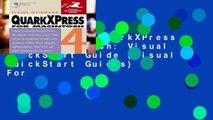 Access books QuarkXPress 4 for Macintosh: Visual QuickStart Guide (Visual QuickStart Guides) For