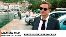 Weekend Ticket: Mamma Mia! Here We Go Again, Unfriended: Dark Web, The Equalizer 2