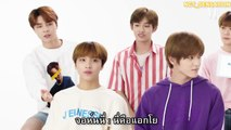 [ซับไทย] 180801 NCT127 Teaches You Korean Slang | Vanity Fair