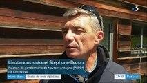 Les images de l'opération de secours après l'accident qui a coûté la vie à trois alpinistes dans les Alpes