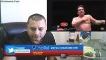 Lucha Libre CMLL + El Show De Shialeweb = Viendo Las Luchas Comiendo Botanas Y Budweiser