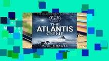 View The Atlantis Gene: A Thriller (The Origin Mystery, Book 1) Ebook The Atlantis Gene: A