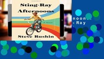 View Sting-Ray Afternoons: A Memoir Ebook Sting-Ray Afternoons: A Memoir Ebook