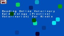 Reading Online Veterinary Epidemiology (Practical Veterinarian) For Kindle