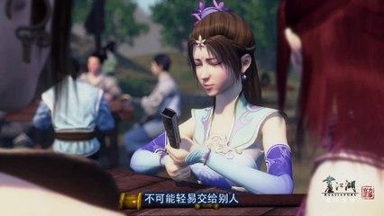 畫江湖之不良人 第 2 季 第2集 放虎【官方版】Drawing Jianghu