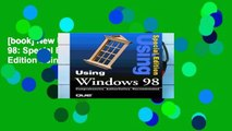 [book] New Using Microsoft Windows 98: Special Edition (Special Edition Using)
