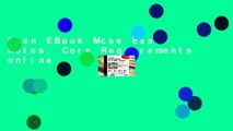Open EBook Mcse Exam Notes: Core Requirements online