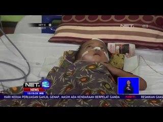 Terbentur Aturan BPJS,Keluarga Bocah Pembengkakan Otak Harus Bayar Belasan Juta Rupiah-NET12