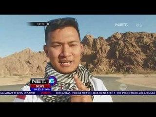 Subhanallah Inilah Keunikan Jabal Magnet Madinah #NETHaji2018-NET10