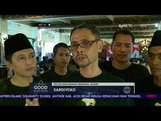 Beragam Elemen Masyarakat Yang Mendukung Jokowi-NET10