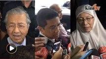Suara mirip Anwar gelar Azmin 'barua Mahathir' - Dr M, Azmin beri reaksi