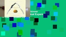Full version  Opening Skinner s Box: Great Psychological Experiments of the Twentieth Century