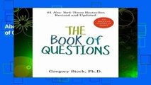 About For Books  The Book of Questions Complete